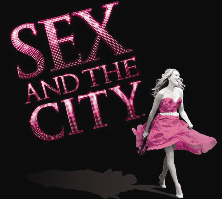 Sex and the city luck be an old lady music